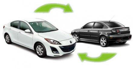 Обмен автомобиля по гарантии