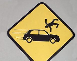 ДТП с пешеходом? Сбили человека? Советы АвтоЮристов.