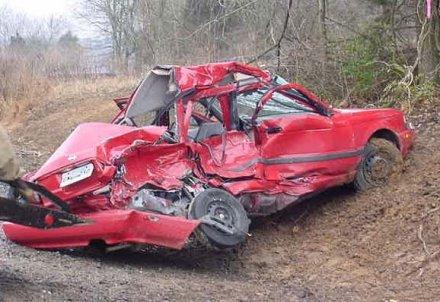 Отказ от права на автомобиль в пользу страховщика. Абандон