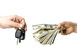 Возврат денег за авто.
