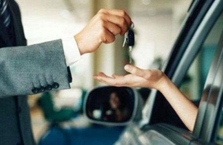 Продажа автомобиля по доверенности.